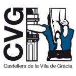Logo Colla Castellers Vila de Gràcia