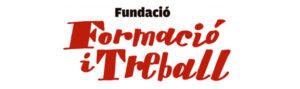 Logo Formacio i treball