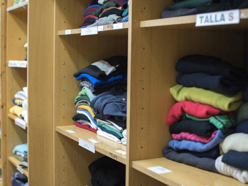 Servei de Rober, conjunt de samarretes armari
